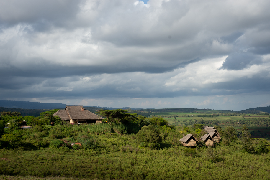 Tented lodge Rothia Valley