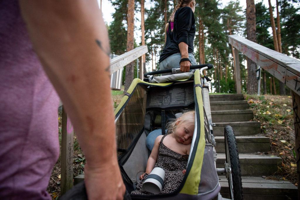 Porridge people in Finland, Blog Ellis and Me