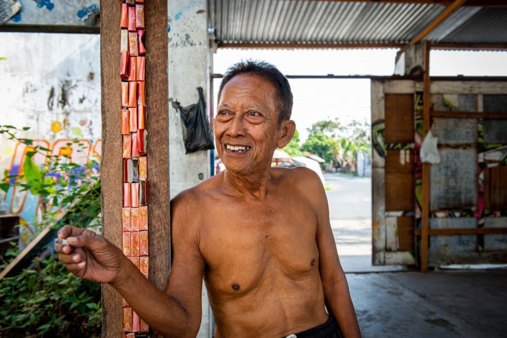 Portrait storytelling photography Jogja Bali